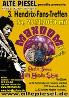 3. Deutsche Jimi Hendrix Fan-Meeting