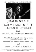Istanblues Live in Snakepit!! Jimi Hendrix Night