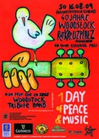 40 Jahre Woodstock - One day of peace and music
