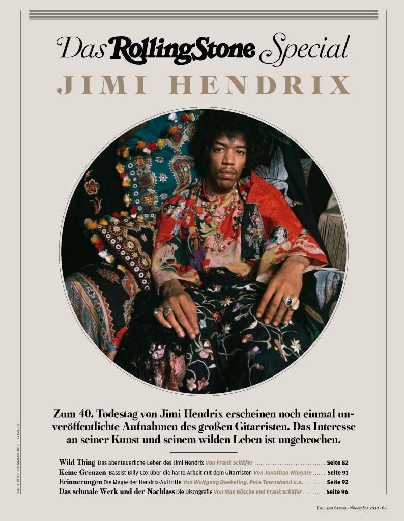 SPECIAL: JIMI HENDRIX im