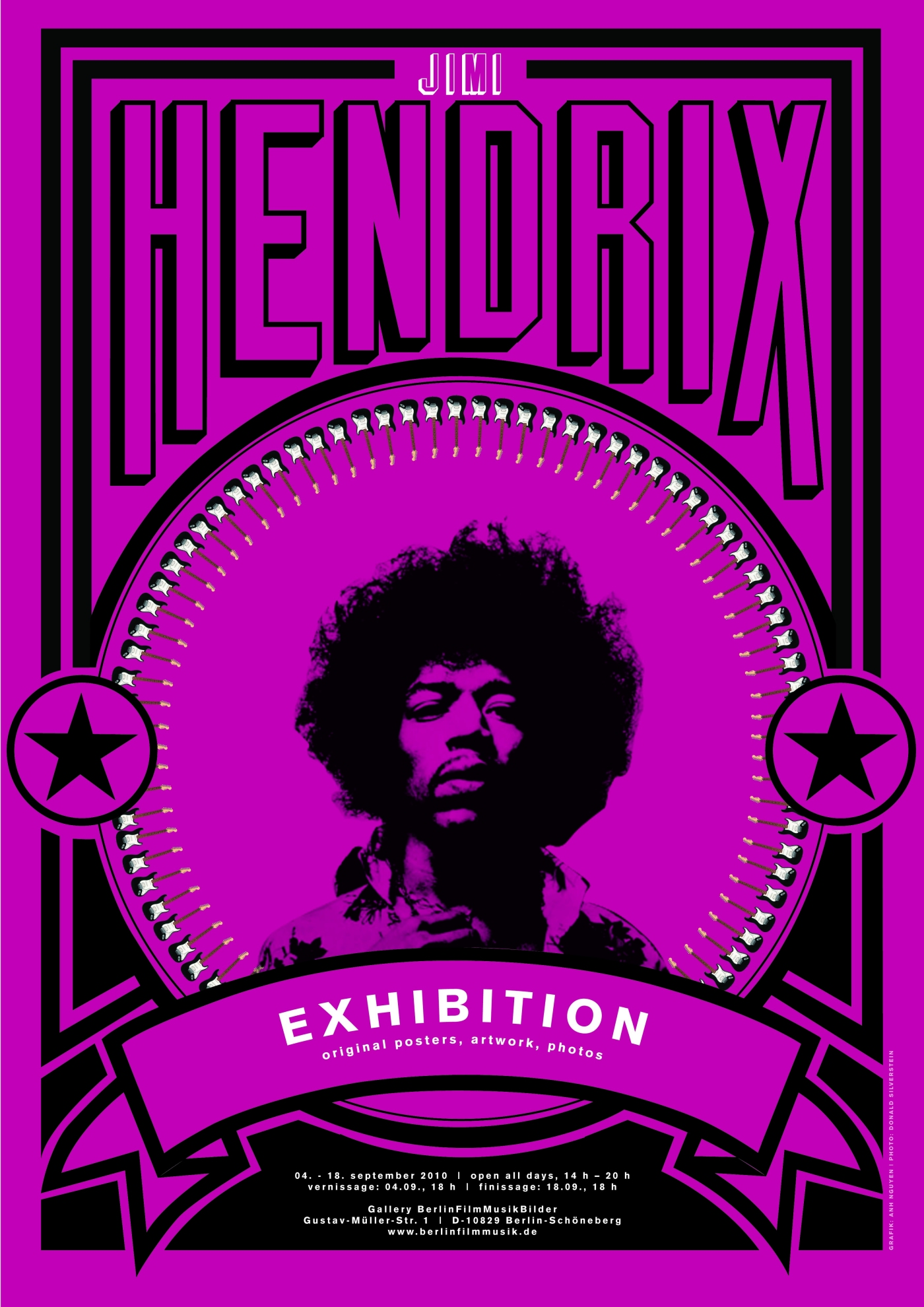 Jimi Hendrix And Tribute News