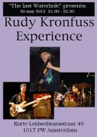 Rudy Kronfuss live