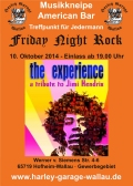 The Experience – Tribute to Jimi Hendrix