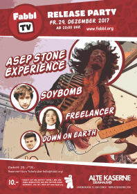 Asep Stone Fabbl TV Release-Party