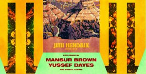 Mansur Brown and Yussef Dayes