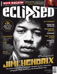 Jimi Story eclipsed 11/17