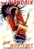 Jimi Hendrix plays Monterey