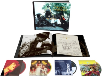 imi Hendrix Electric Ladyland-50th Anniversary Deluxe Edition Box-Set