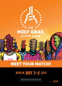 HOLY GRAIL GUITAR SHOW