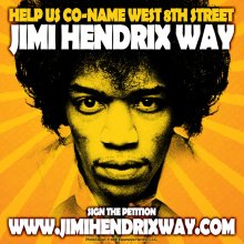 Hendrix Way NYC