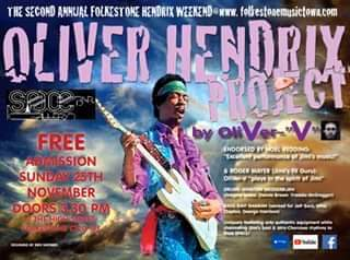 OliVer Hendrix Project