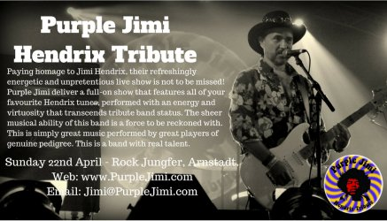 Purple Jimi Rockjungfer