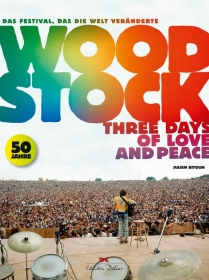 Woodstock -Three days of love and Peace