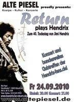 5. Deutsche Jimi Hendrix Fan-Meeting