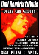 Electric Ladyland  - It was forty Years ago today