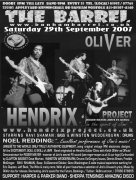 The Oliver Hendrix Project