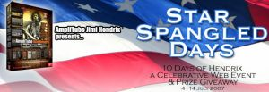 IK Multimedia's Star Spangled Days Web Event