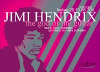 "Jimi Hendrix - ""The god of the guitar"""