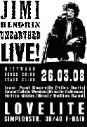 Jimi Hendrix Unearthed Live!